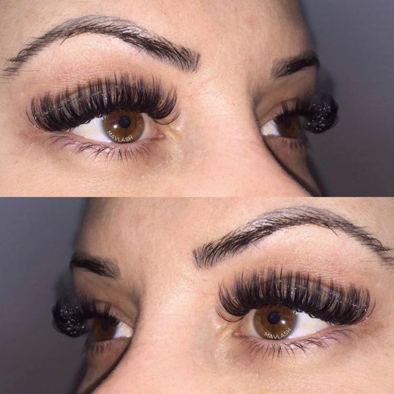 EYELASH EXTENSIONS - Oh My Lash and Brow